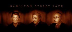 Hamilton Street Jazz red and black